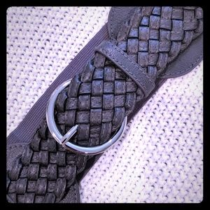 3/$10 Grey waist belt
